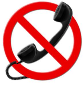 Unerwünschte Anrufe Ihre Möglichkeiten mit dem Umgang von Werbe oder Versicherungsanrufern.