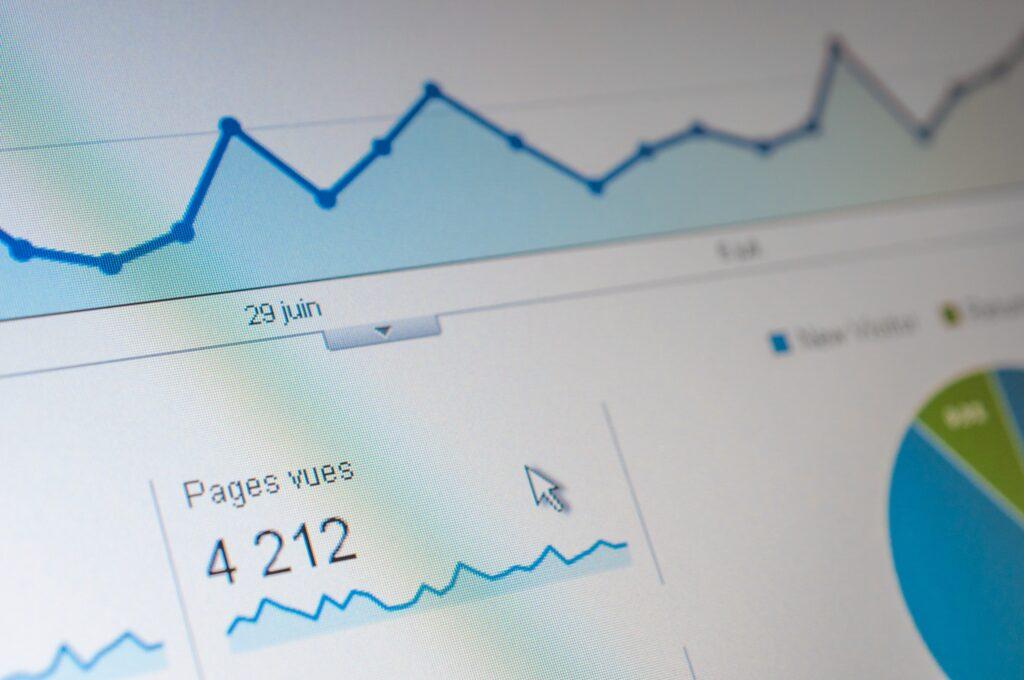 Website Performance, die Ladezeit einer Webseite zur Steigerung der User Experience.