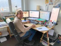 HomeOffice Standard Arbeitsplatz